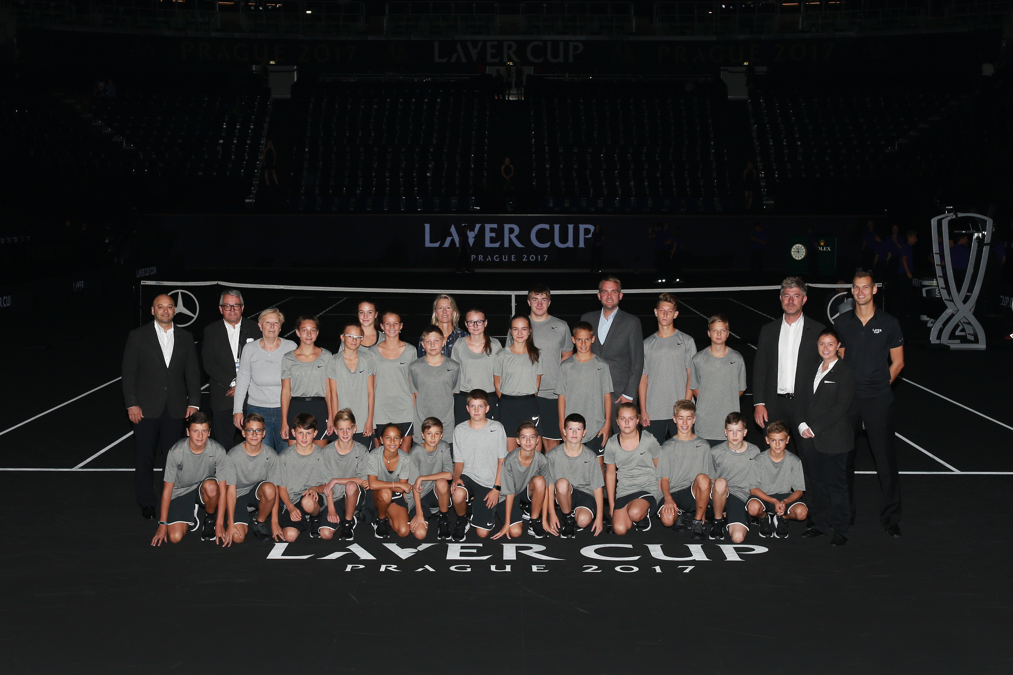 The Laver Cup consists of six European players competing against their counterparts from the rest of the World. The event runs from 22-24 September. photo: Pavel Lebeda / sport-pics.cz