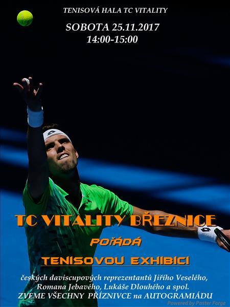 plakát Exhibice 25.11.2017